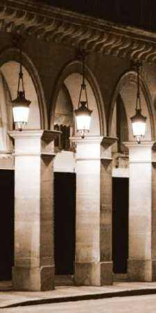 Paris Lights I - Arches I