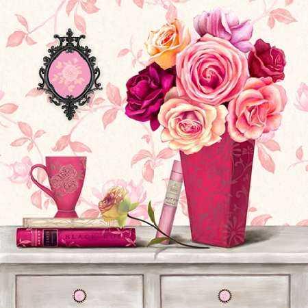 Parisian In Pink 4