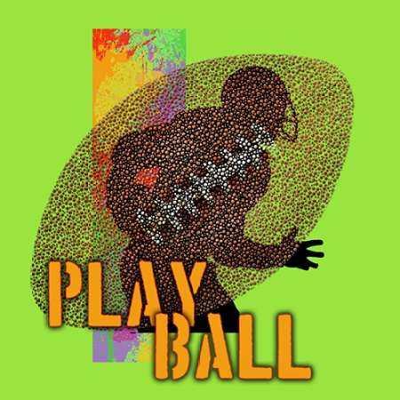 Play Ball - Football