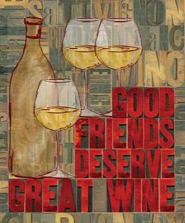 Printers Block Wine and Friends I