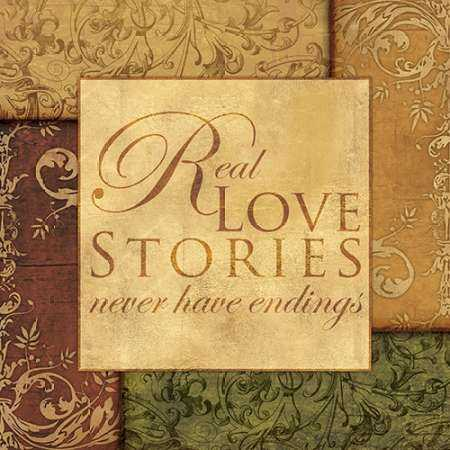 REAL LOVE STORIES