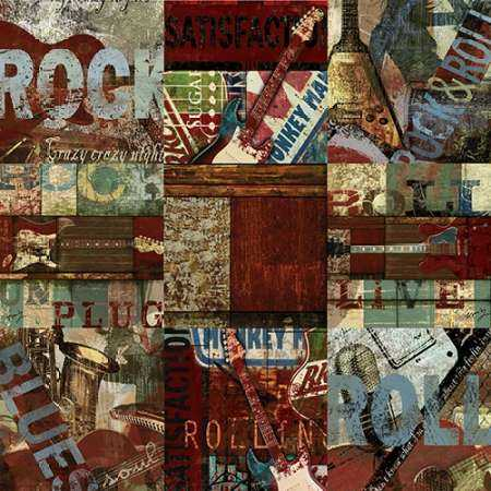ROCK and ROLL 9-PATCH
