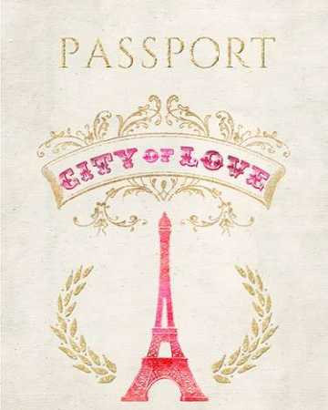Romance Collection Passport
