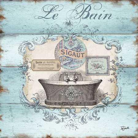 Rustic French Bath II