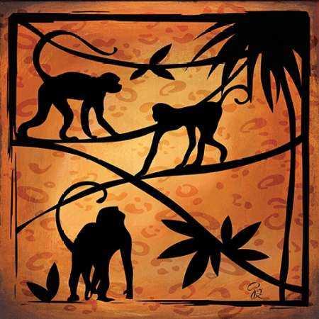 Safari Silhouette II