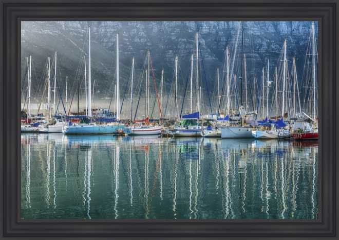 Sailing Reflections