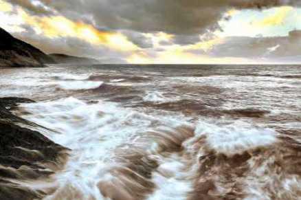 Sea twilight 842
