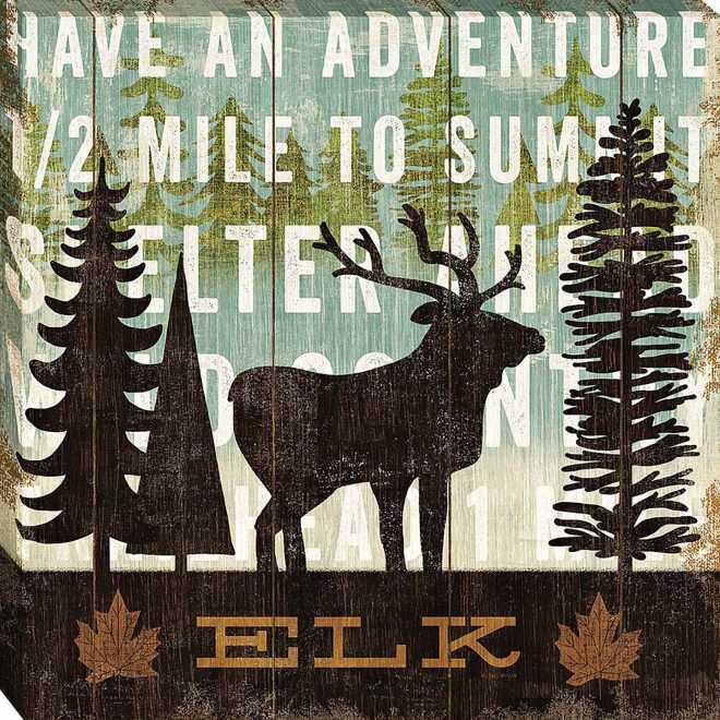 Simple Living Elk