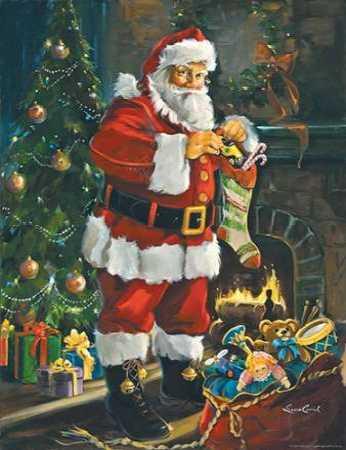 Sneaking Santa, SP0064-b