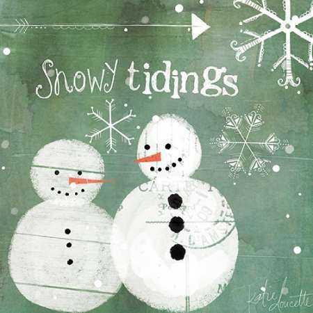 Snowy Tidings