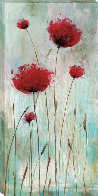 Splash Poppies I
