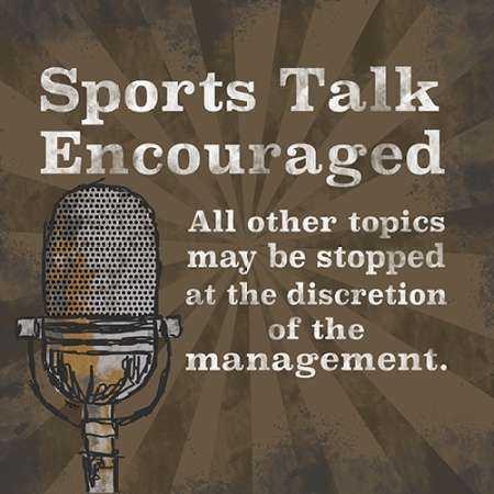 Sports Talk I