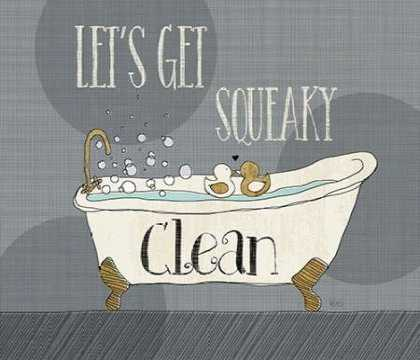 Squeaky Clean I