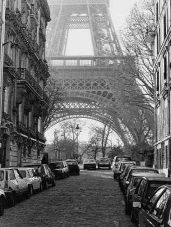 Street View of La Tour Eiffel