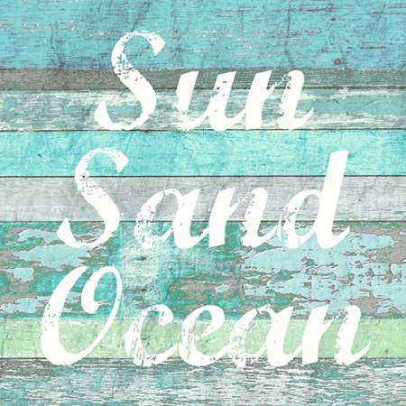 Sun Sand Ocean