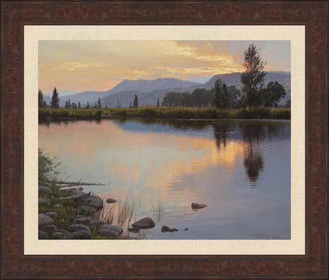 Sunset Reflections II
