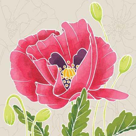 Sunshine Poppies II
