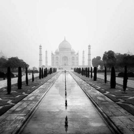Taj Mahal - A Tribute to Beauty