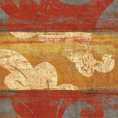 Tapestry Stripe Square I