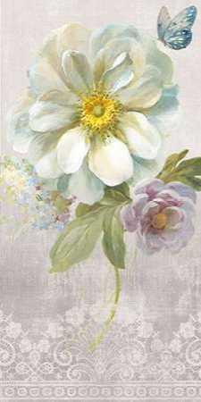 Textile Floral IV
