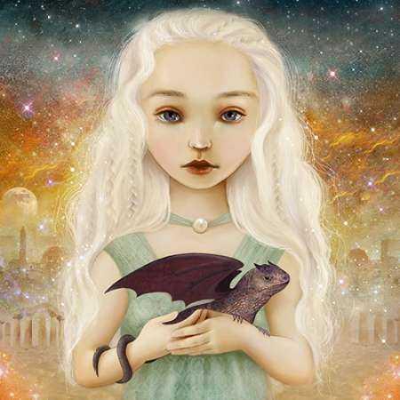 The Dragon Princess