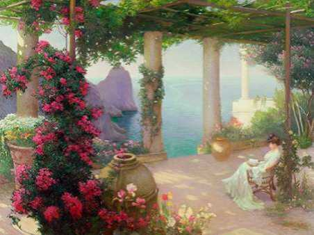 The Terrace Capri