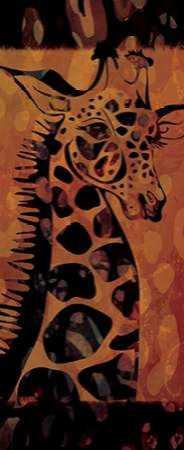 Tie Dye Safari I