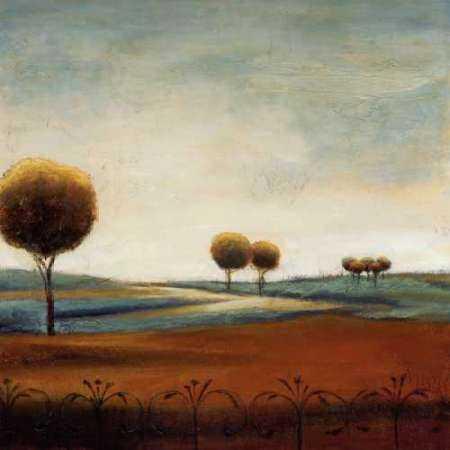 Tranquil Plains I