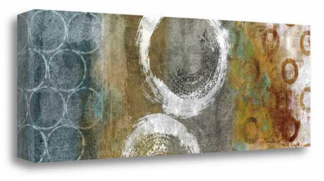 Tranquility II, 48x16, Gallery Wrap Canvas, CA312956-4816c, M