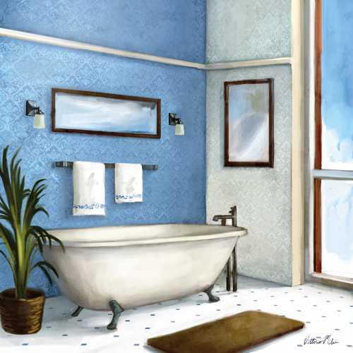 Urban Bath I
