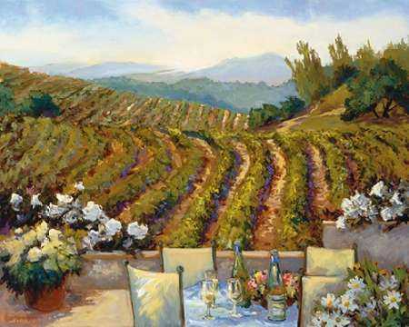 Vineyards to Mount St. Helena
