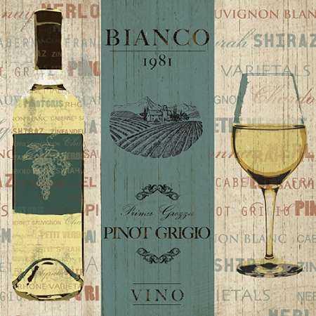 VINO BIANCO 1981