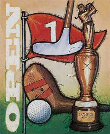 Vintage Golf 3