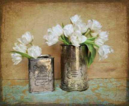 Vintage Tulips I