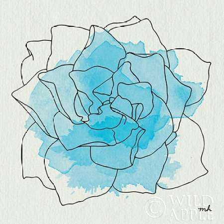 Watercolor Floral II