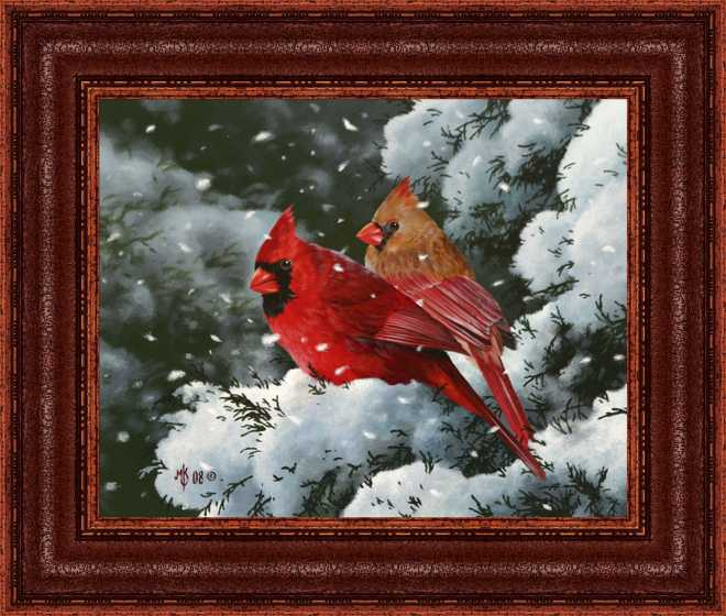 Winter Harmony by Mark Kelso