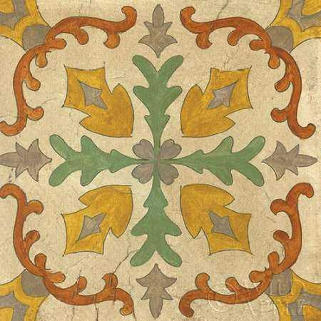 Andalucia Tiles I Color