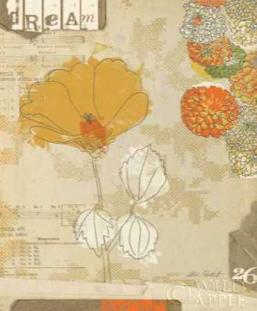 Collaged Botanicals II