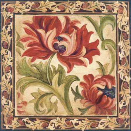 Floral Daydream IV