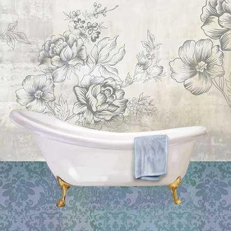 Garden Bath II - Mini