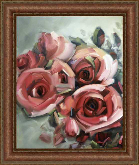 Pink Love Roses
